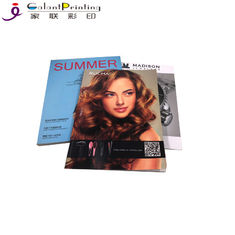 Magazine Book Catalog Printing Services Embossing Or Debossing