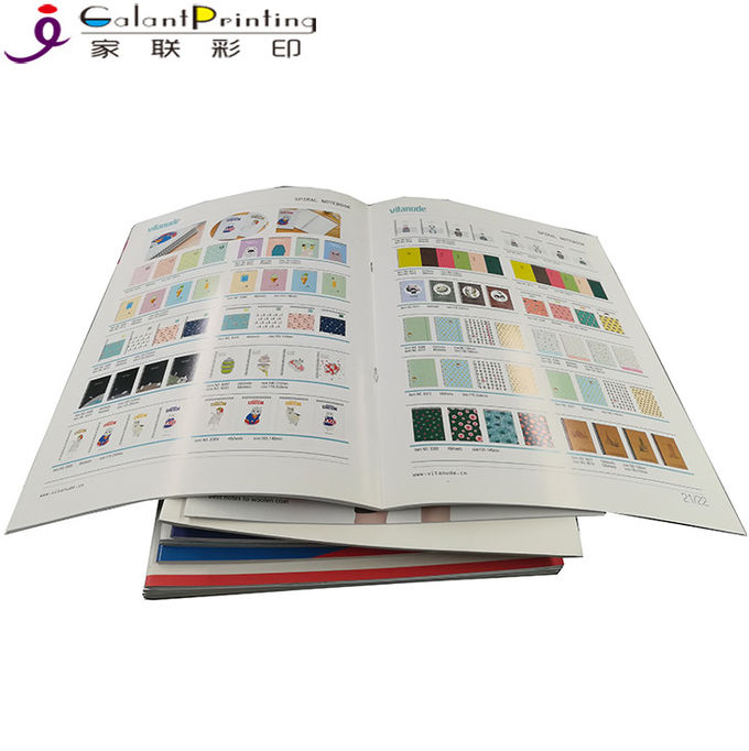 Eco - Friendly Printed School Memory Journal Book High School Yearbook Printing Service